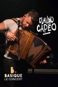 Claudio Capéo – Basique le concert