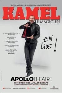 Kamel le Magicien – En live !