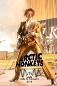 Arctic Monkeys aux Nuits de Fourvière