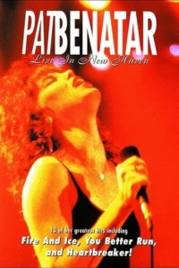 Pat Benatar : Live in New Haven