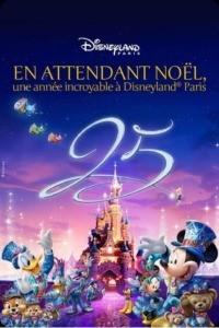 En attendant Noël: une année incroyable à Disneyland Paris