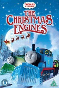Thomas & Friends : The Christmas engines