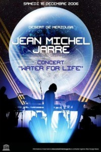 Jean Michel Jarre – Water For Life