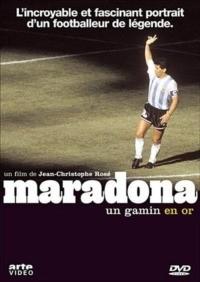 Maradona un gamin en or