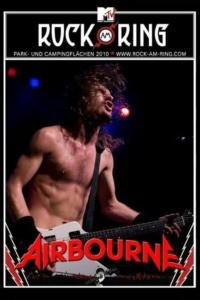 Airbourne : Live At Rock Am Ring 2010