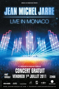Jean-Michel Jarre – Live In Monaco