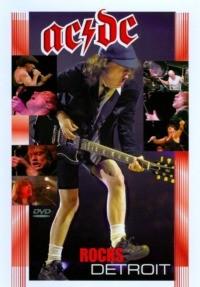 AC/DC – Rocks Detroit (Bootleg)