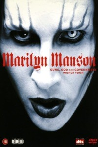 Marilyn Manson : Guns God And Governement