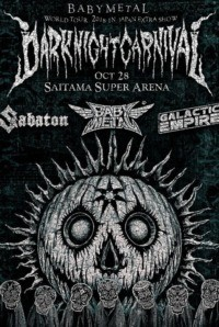 Babymetal – Dark Night Carnival