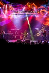 Flying Colors : Second Flight – Live at The Z7