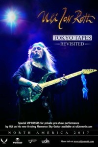 Uli Jon Roth – Tokyo Tapes Revisited