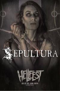 Sepultura au Hellfest