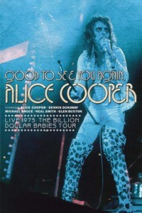 Alice Cooper : Good to See You Again