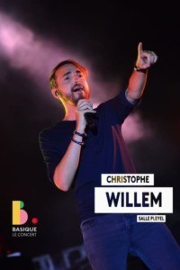 Christophe Willem – Basique le concert