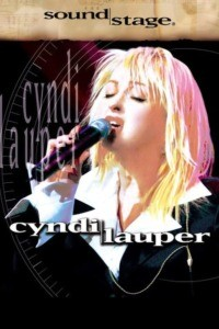 Cyndi Lauper – Live From Soundstage