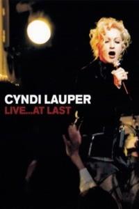 Cyndi Lauper – Live… At Last