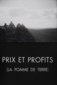 Prix et profits la pomme de terre