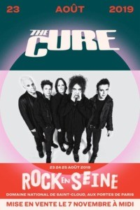 The Cure : Live Rock en Seine