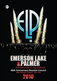 Emerson Lake & Palmer – 40th Anniversary Reunion Concert
