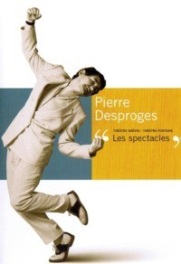 Pierre Desproges au théâtre Grévin