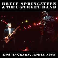 Bruce Springsteen & The E Street Band – Los Angeles Sports Arena, Los Angeles, CA, April 28, 1988