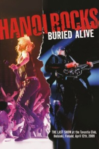 Hanoi Rocks – Buried Alive