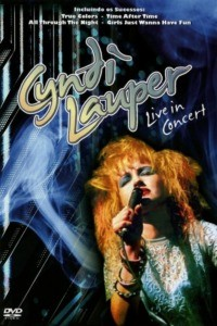 Cyndi Lauper – Live in Paris
