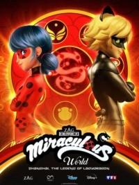 Miraculous World – Shangai la légende de Lady Dragon