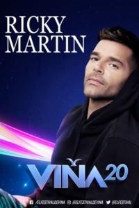 Ricky Martin – festival de Viña