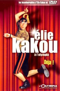 Élie Kakou à l'Olympia déjà !