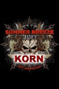 Korn : Live Summer Breeze Festival