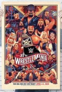 WWE WrestleMania 37 (Night 1)