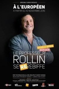 Le Professeur Rollin se re-rebiffe