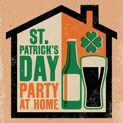 Various Artists – St. Patrick's Day Party at Home