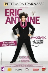 Eric Antoine – Mystéric