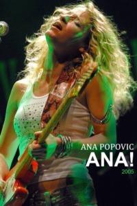 Ana Popovic – Ana! Live in Amsterdam