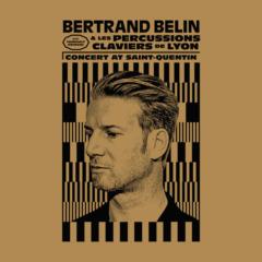 Bertrand Belin - Concert at Saint Quentin