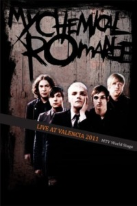 My Chemical Romance – live at Valencia (MTV World Stage)