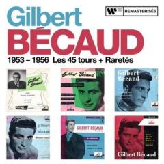 Gilbert Bécaud - 1953-1956 : Les 45 tours + Raretés