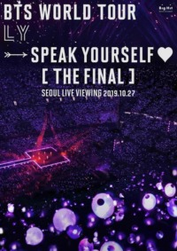BTS World Tour 'Love Yourself – Speak Yourself' (The Final) Seoul Live Viewing