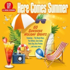 Various Artists – Here Comes Summer-60 Sunshine Holiday Greats (2021)