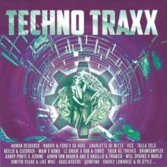 Various Artists – Techno Traxx (2021)