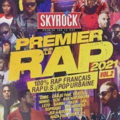 Various Artists - Premier sur Le Rap 2021 Vol 2