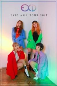 Exid – asia tour in seoul 2017