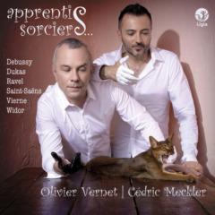 Apprentis sorciers – L'esprit symphonique français | Olivier Vernet, Cédric Meckler