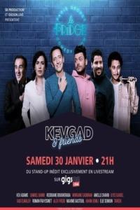 Kevgad & Friends au Fridge Comedy