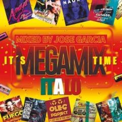 It´s Megamix Time 2021 Mixed By José Garcia
