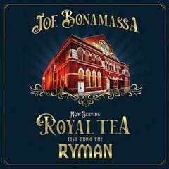 Joe Bonamassa – Now Serving: Royal Tea Live From The Ryman