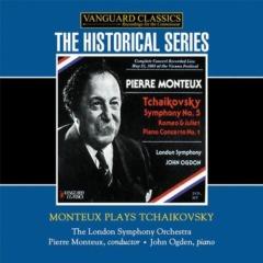 Pierre Monteux - Pierre Monteux Conducts Tchaikovsky