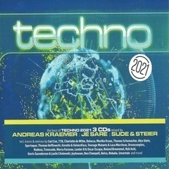 Various Artists – Techno 2021 - The Best Of Techno 2021